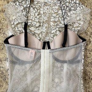 Victoria's Secret Intimates & Sleepwear - VS sexy Chantilly top